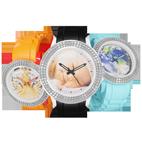 Orologio personalizzato Crystal